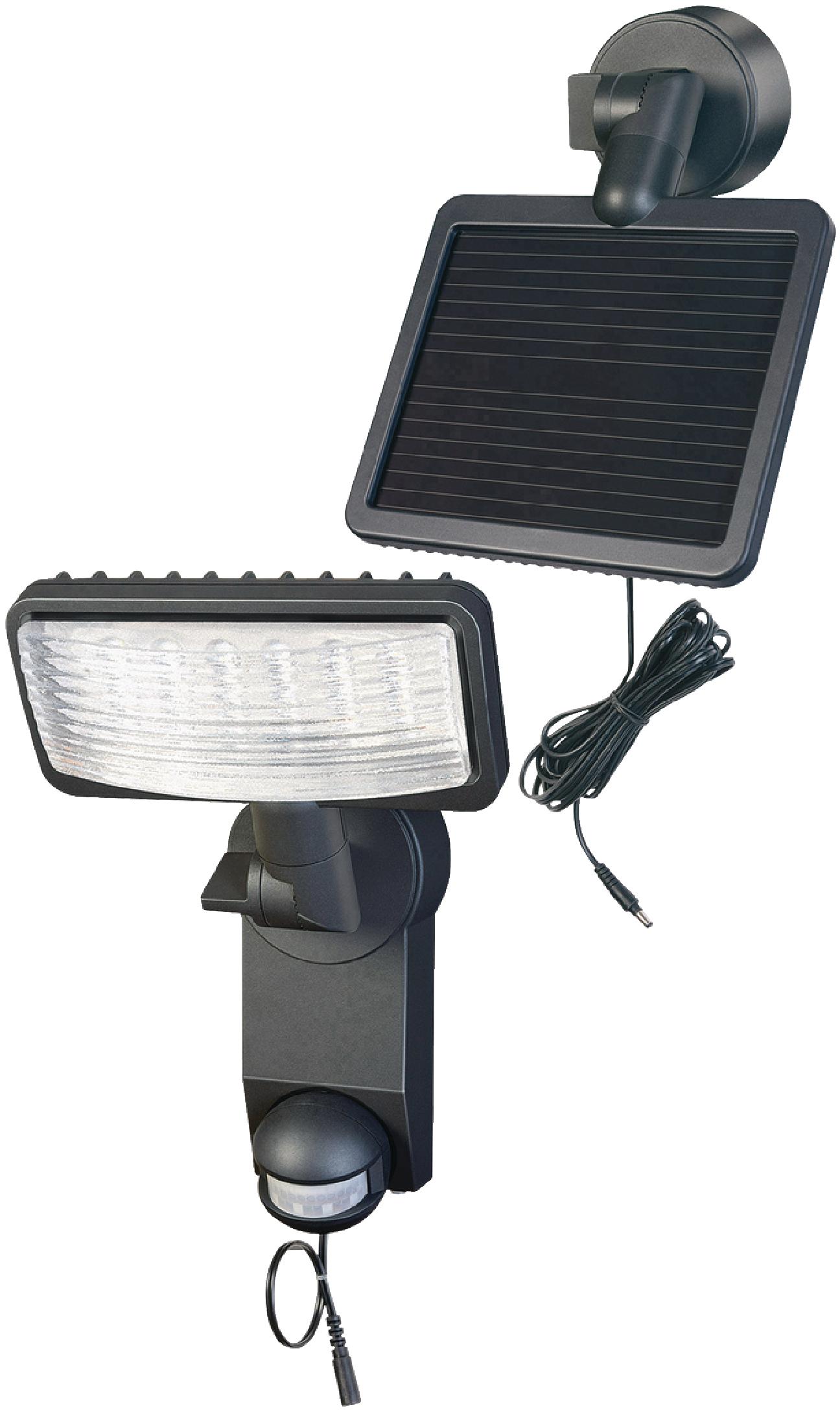 Nástěnné LED svítidlo se solárním panelem Brennenstuhl BN-9370
