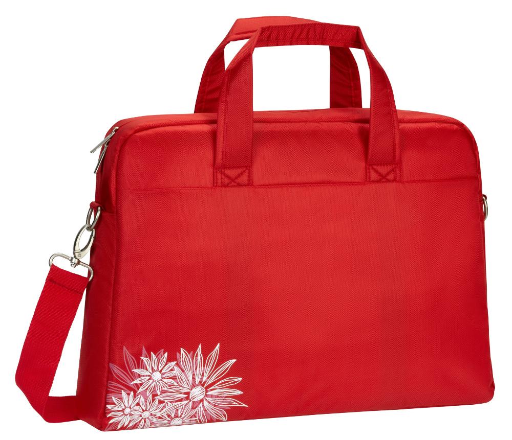 """RivaCase 8420 dámská brašna na notebook 13,3"""" červená"""