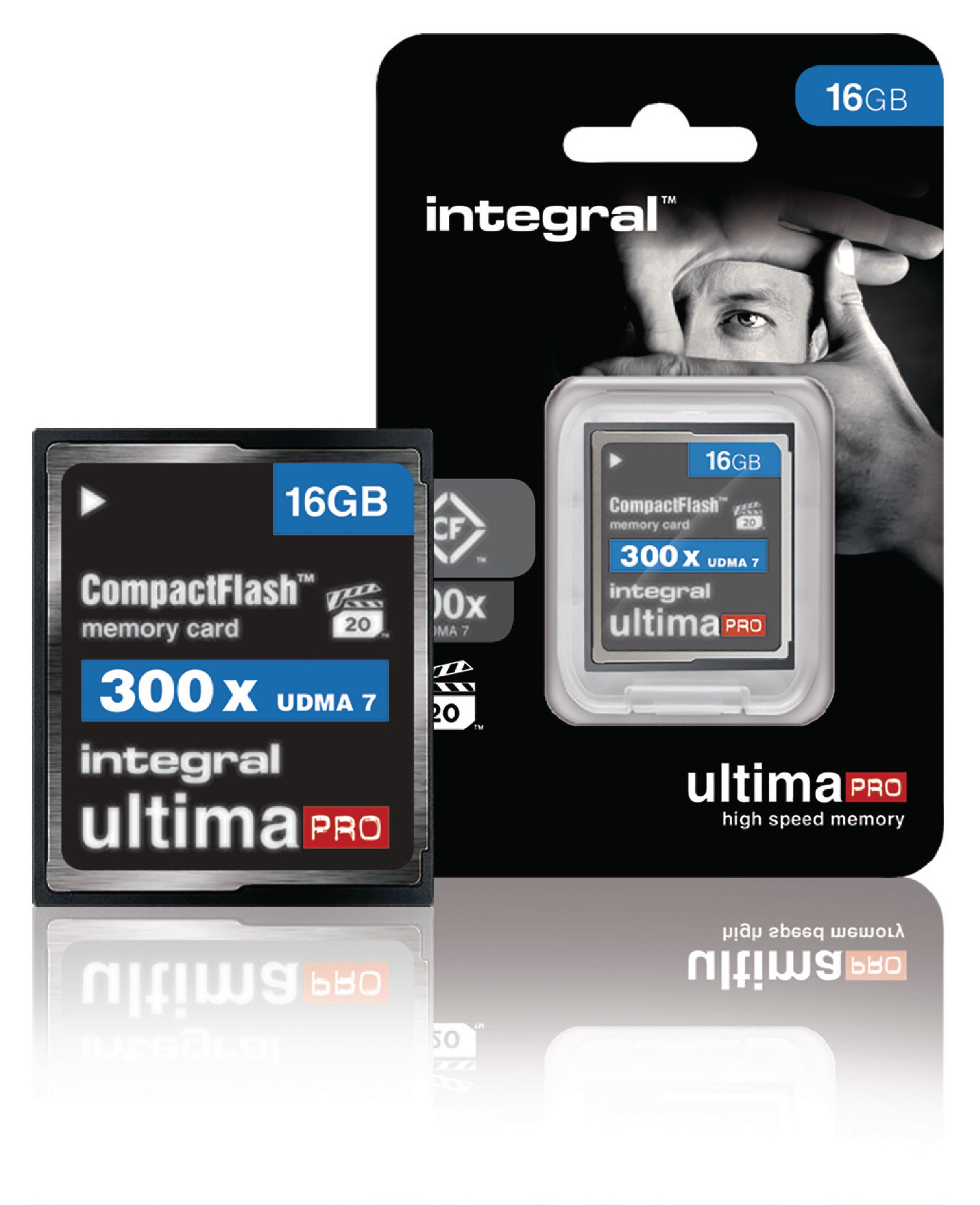Integral UltimaPro Compact Flash 16 GB 300x