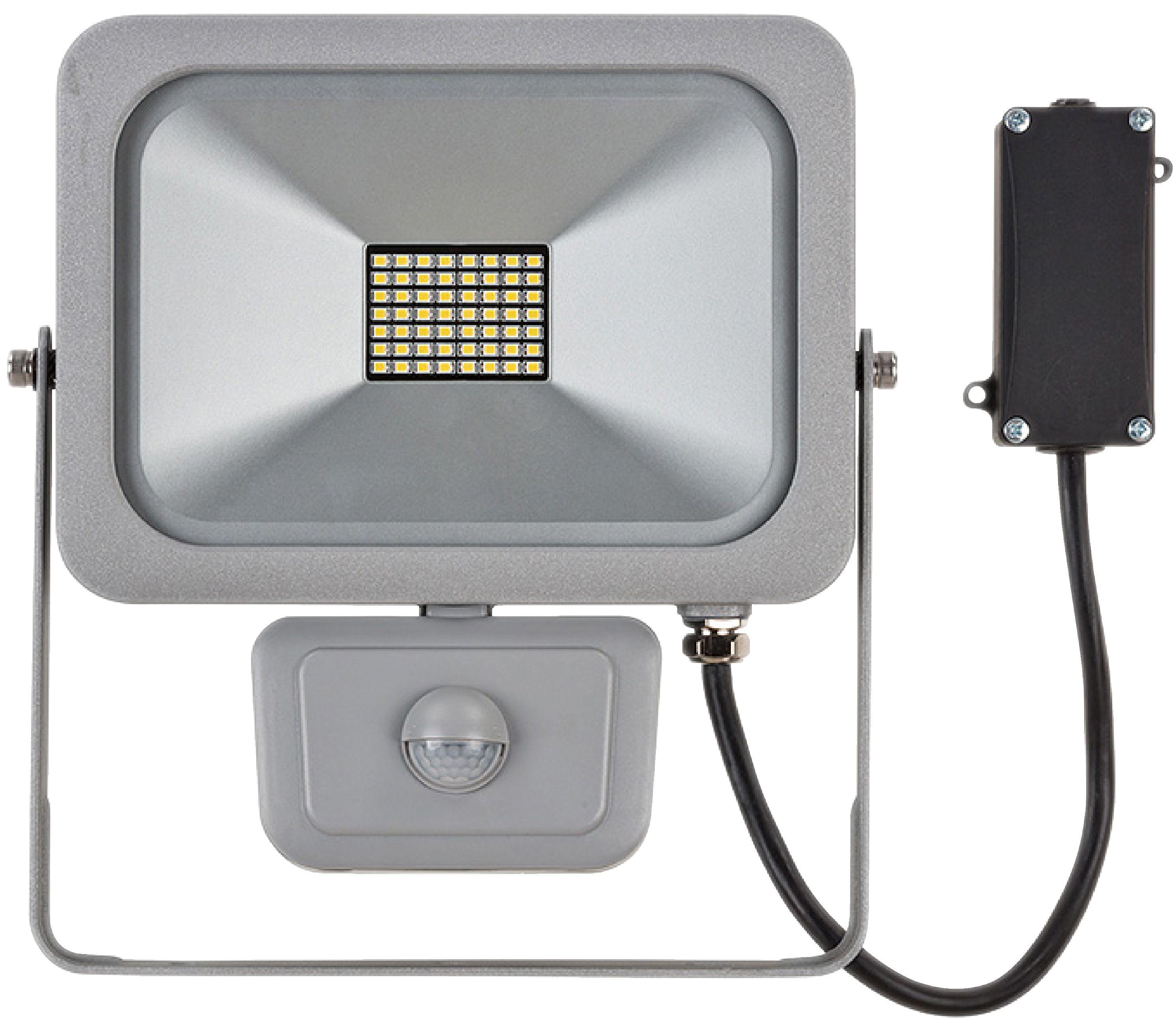 Brennenstuhl 1172900301 LED reflektor 30 W 2530 lm s čidlem pohybu