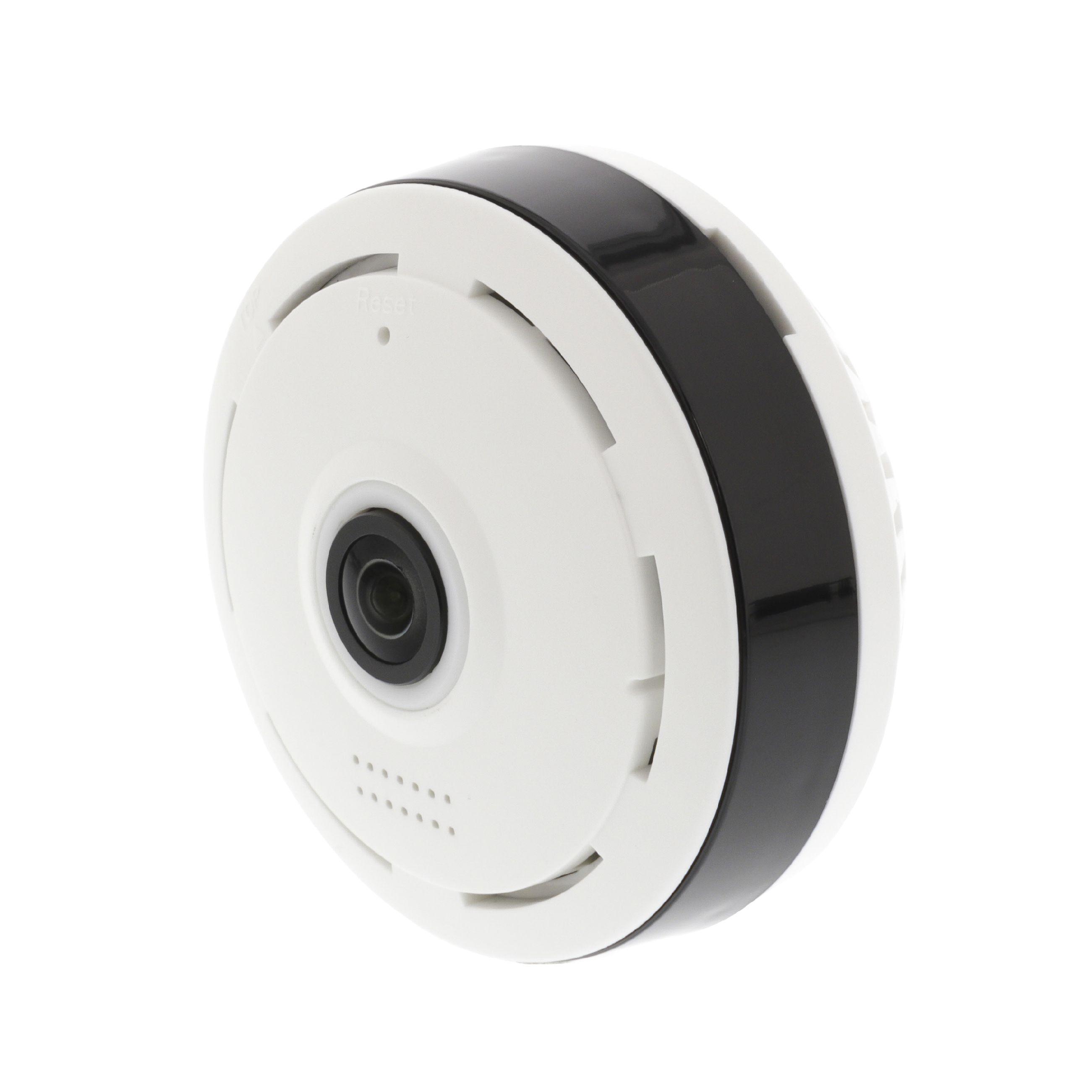 König HD IP WiFi panoramatická kamera SAS-IPCAM360W1