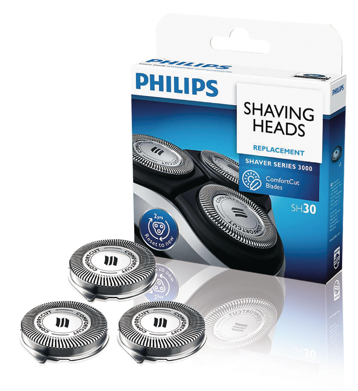 Holicí frézky Philips SH30/50