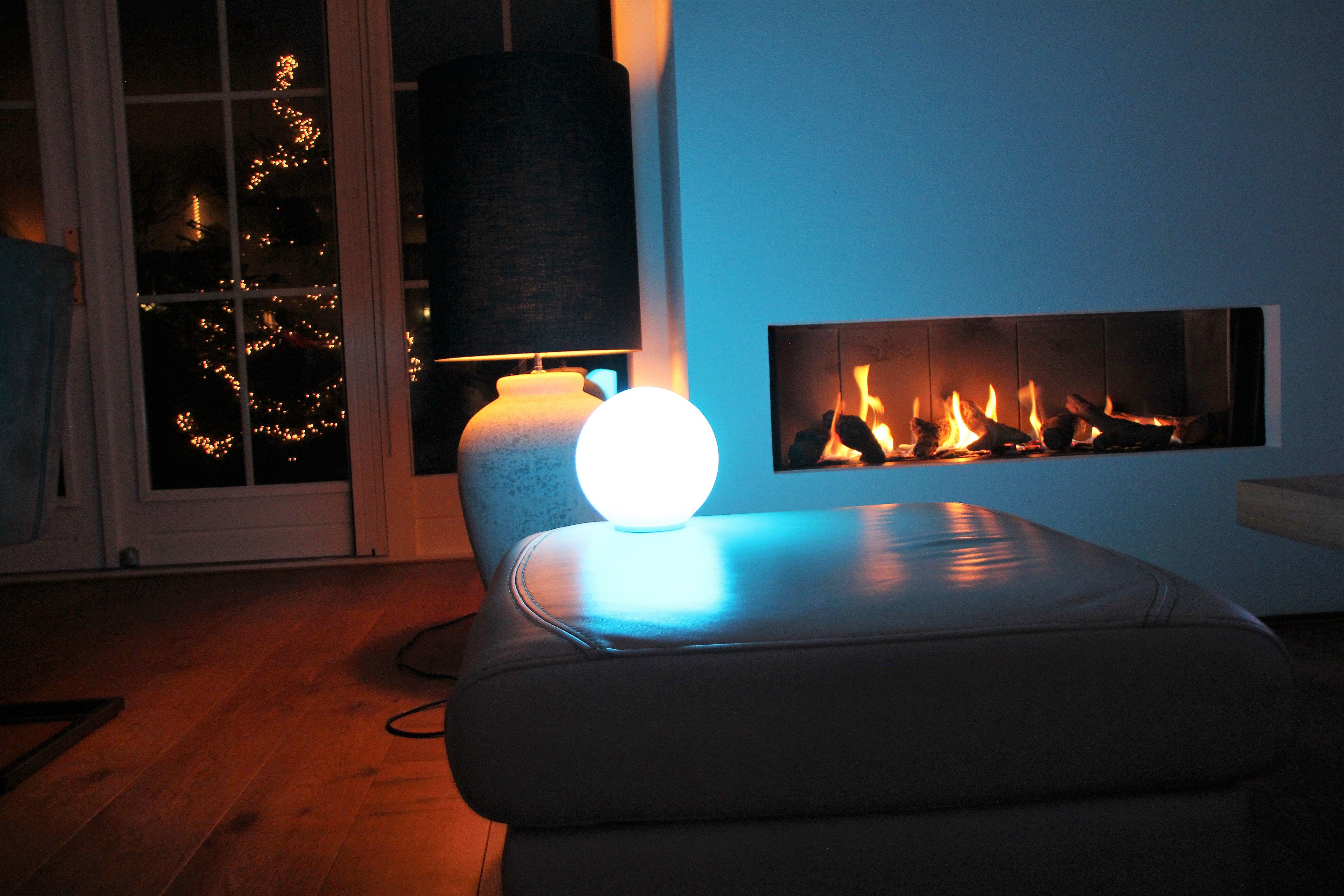 HQ LED náladová lampička (401713)