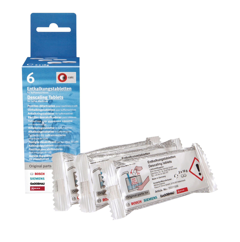 Odvápňovací tablety orig. 311556, 6 ks