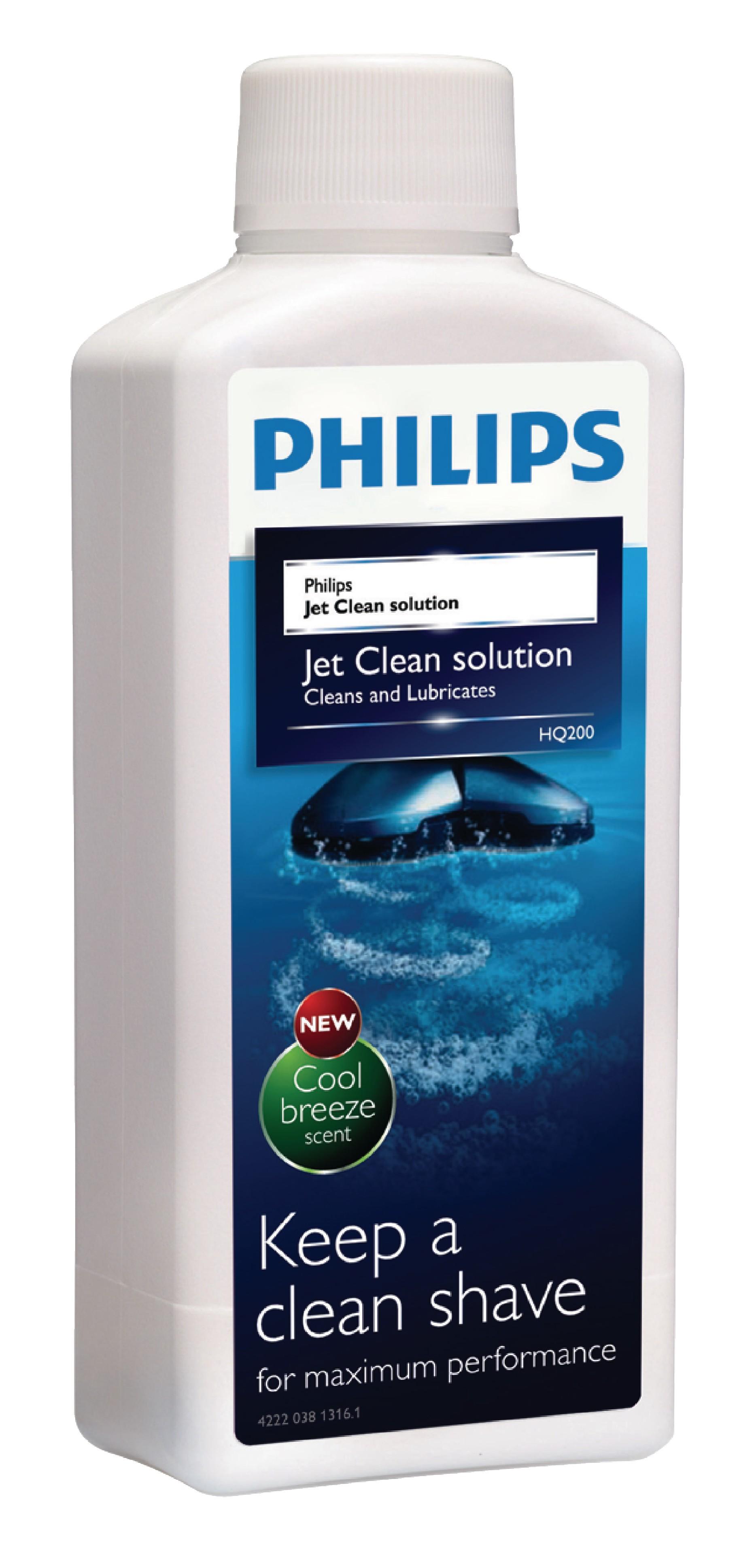 Čisticí roztok pro JetClean, 300 ml Philips HQ200/50