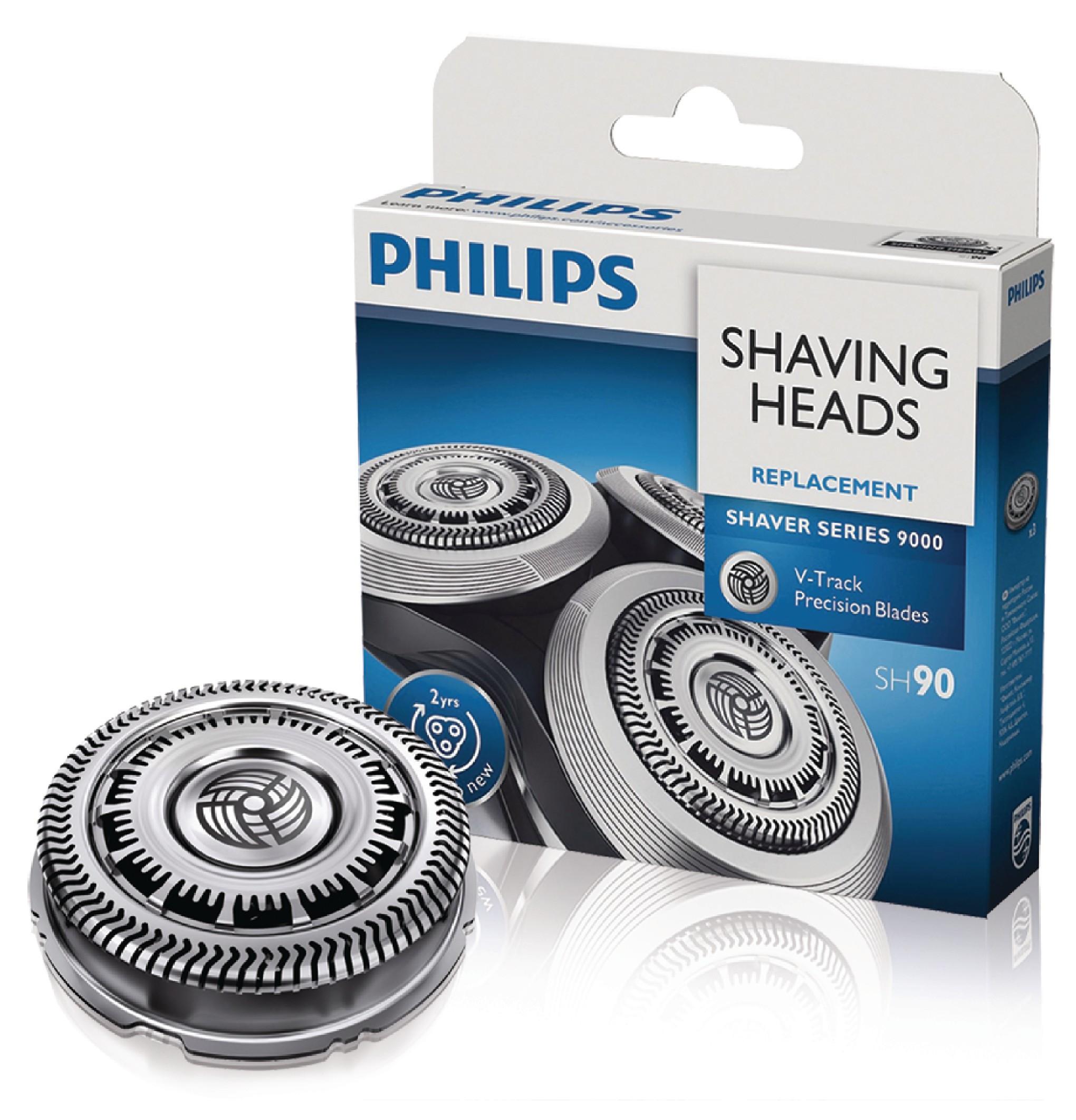 Holicí frézky Philips SH90/60