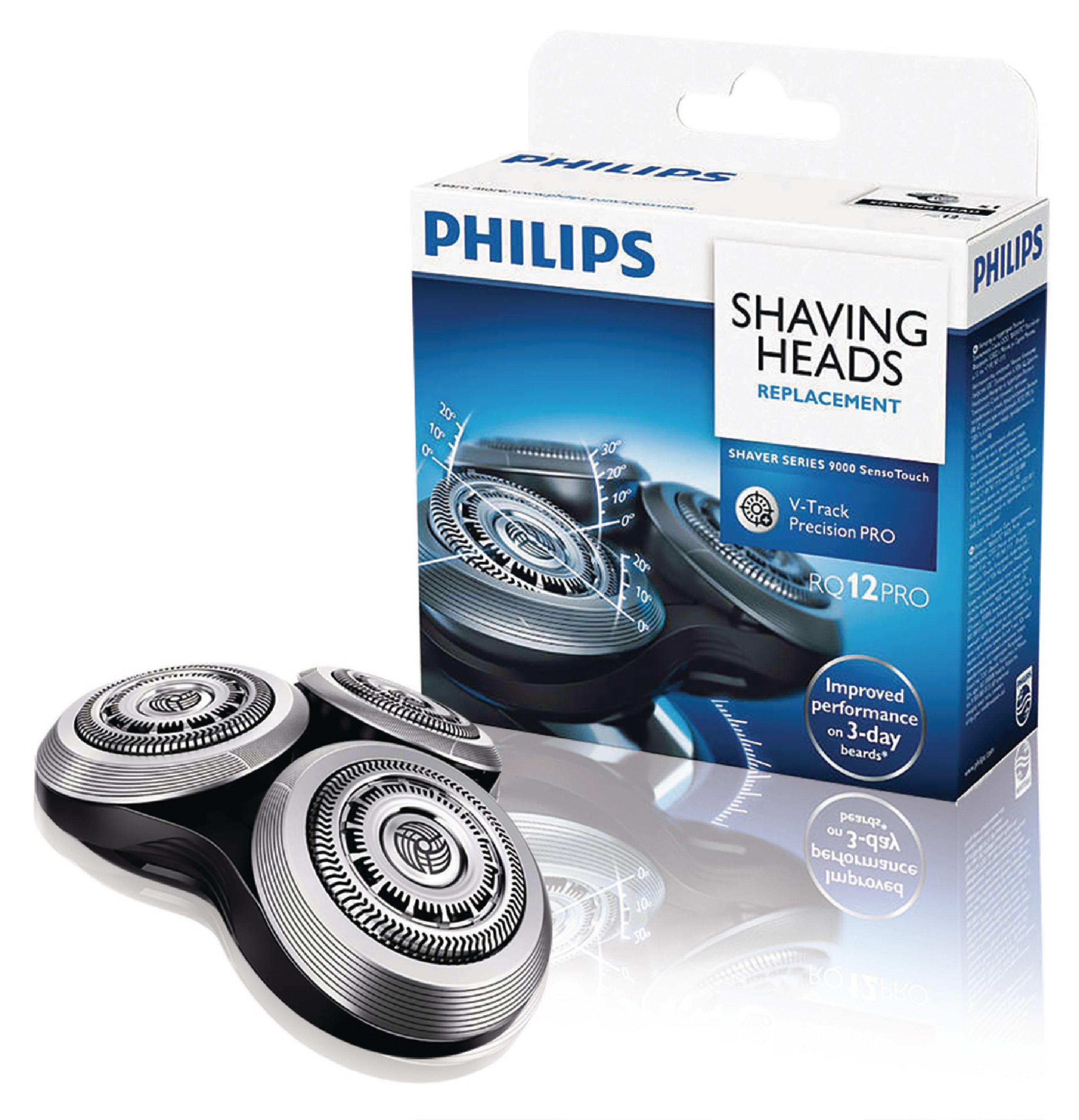 Holicí frézky Philips RQ10/RQ12