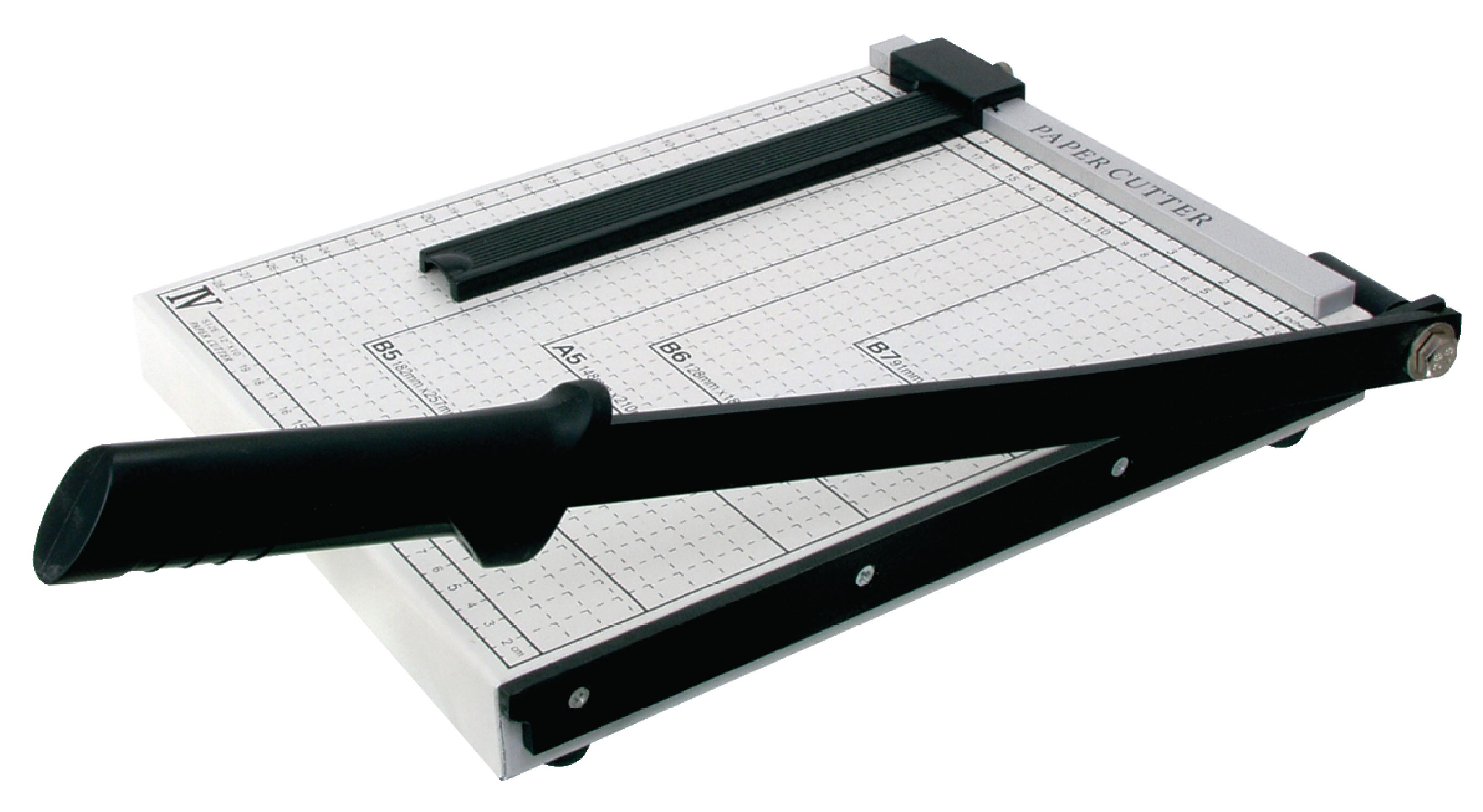 Páková řezačka na papír A4, KÖNIG KN-CM10N