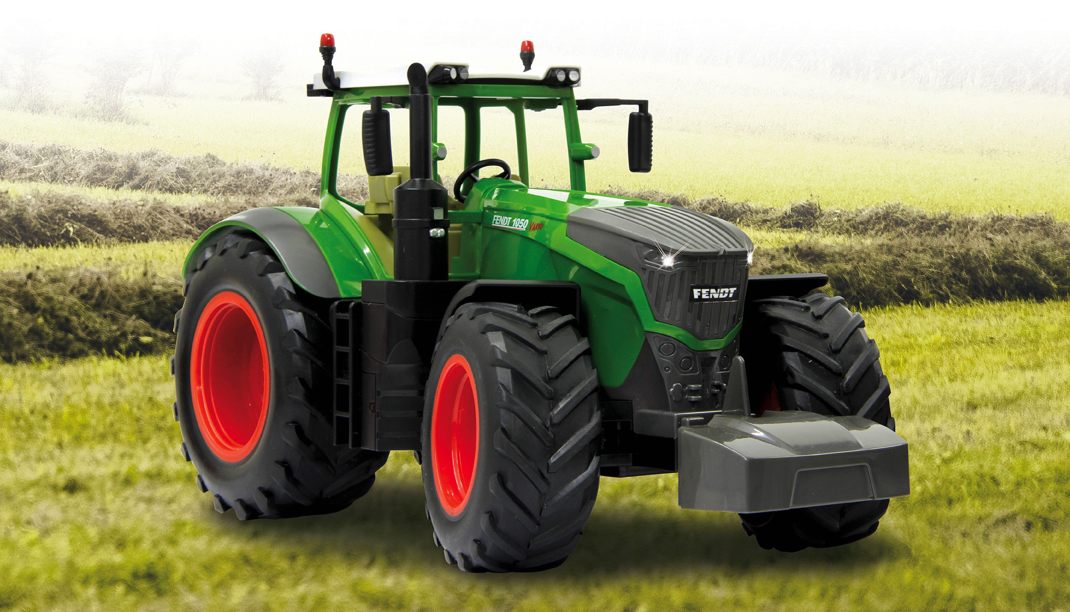 Traktor Fendt 1050 na dálkové ovládání 2.4GHz v měřítku 1:16, Jamara JAM-405035