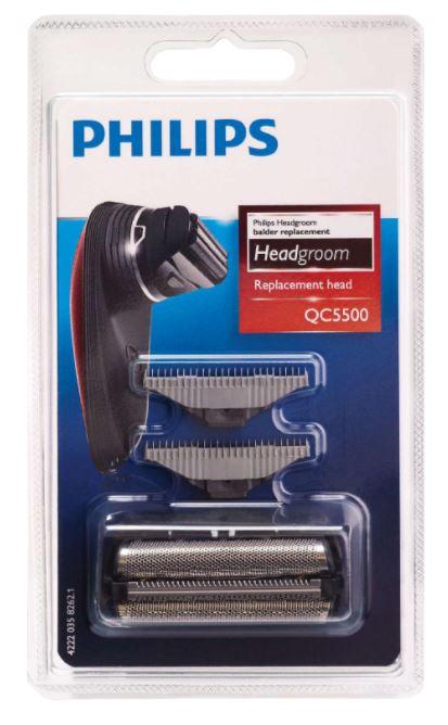 Holicí hlava Philips Headgroom QC5500/50