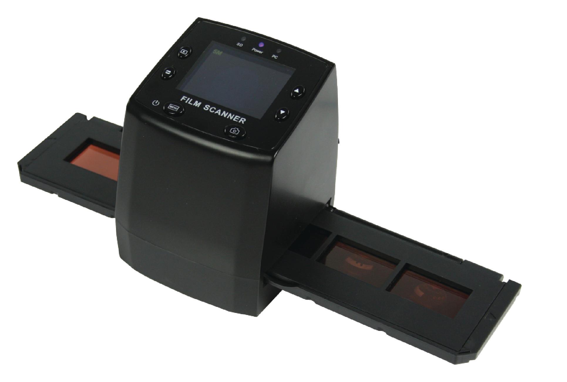Skener negativů a diapozitivů, 10 Mpixel, Camlink CL-FS20