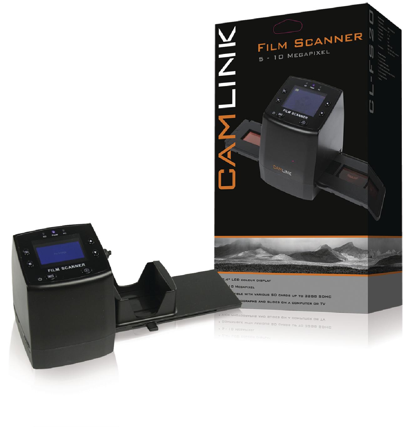 Filmový Skener 10 MPixel LCD