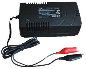 BudCam inteligentní nabíječka akumulátorů 12 V 3 A