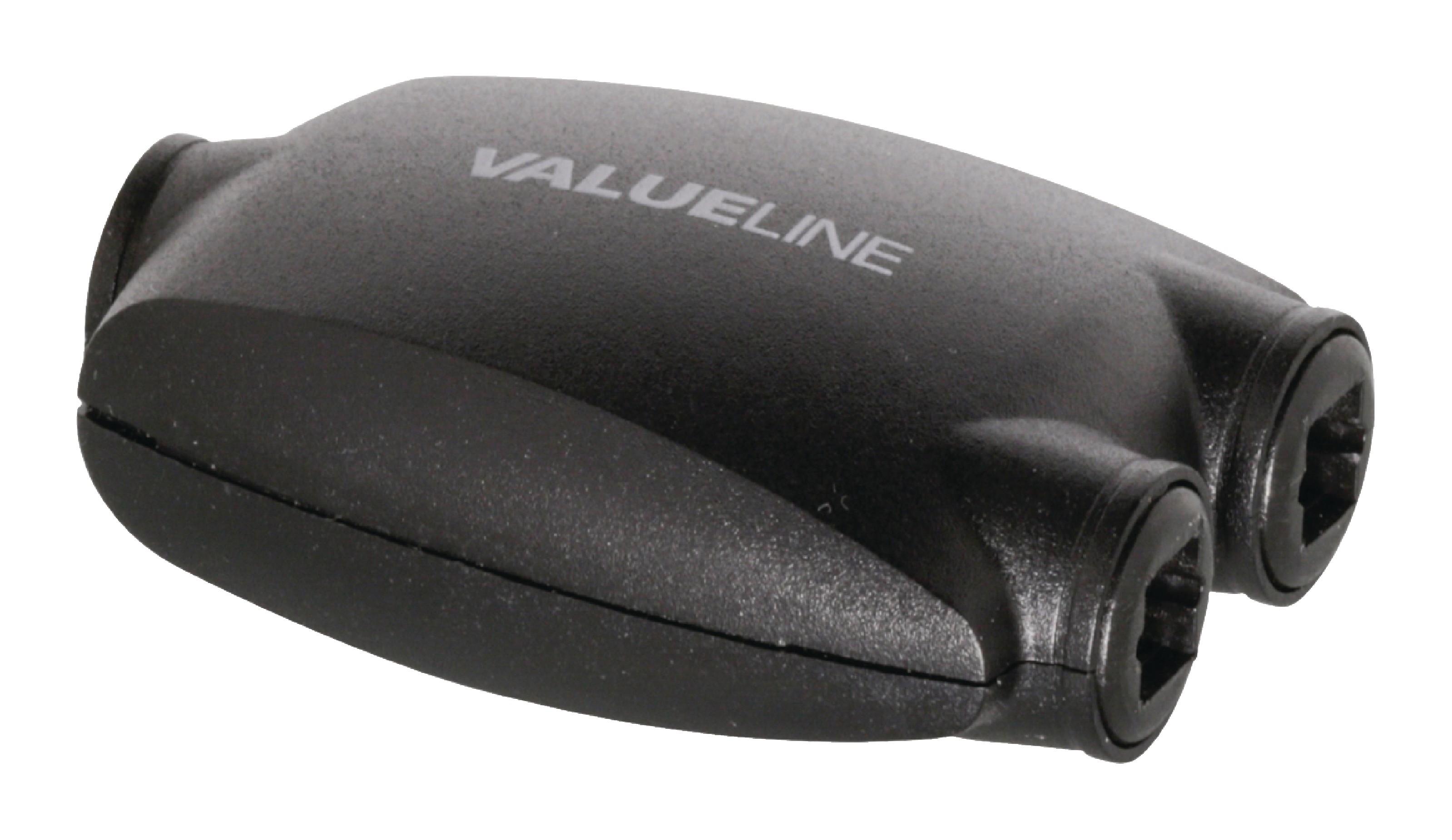 Digitální audio rozbočovač TosLink vstup na 2x TosLink výstupy Valueline VLASP2502