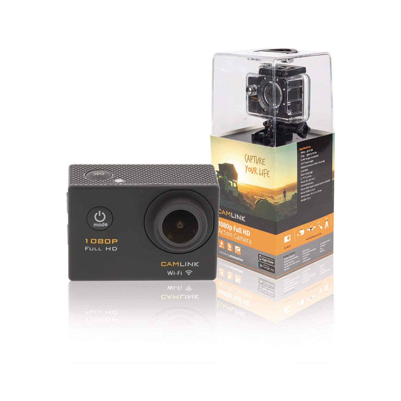 Full HD sportovní kamera s WiFi Camlink CL-AC21