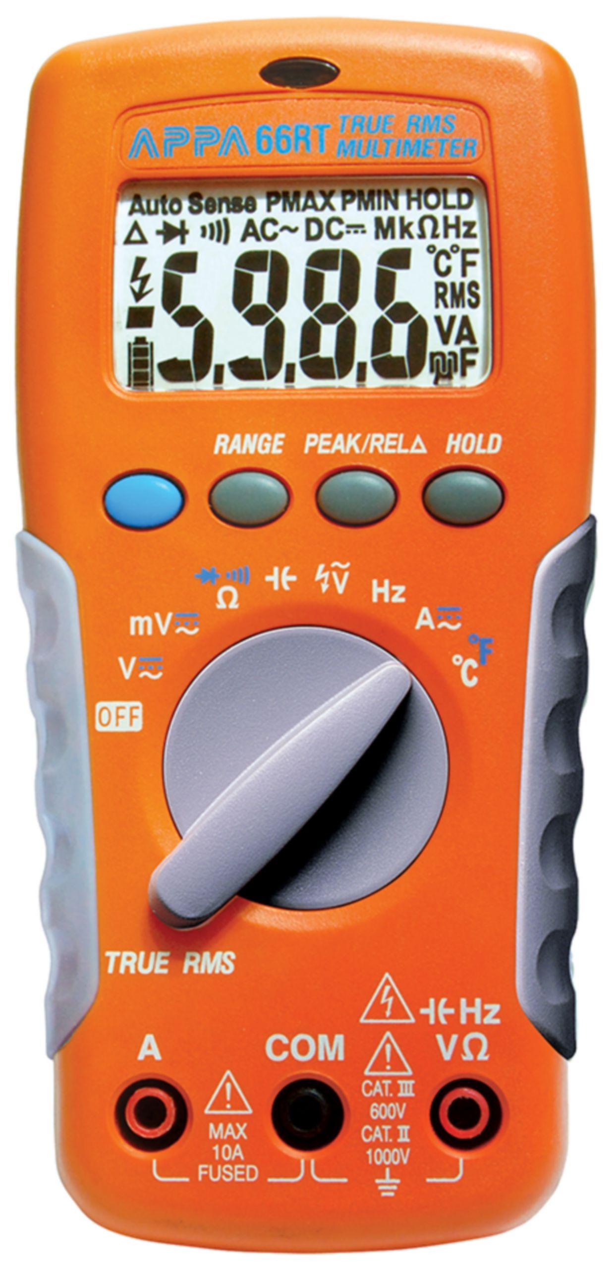 Digitální multimetr APPA 66RT