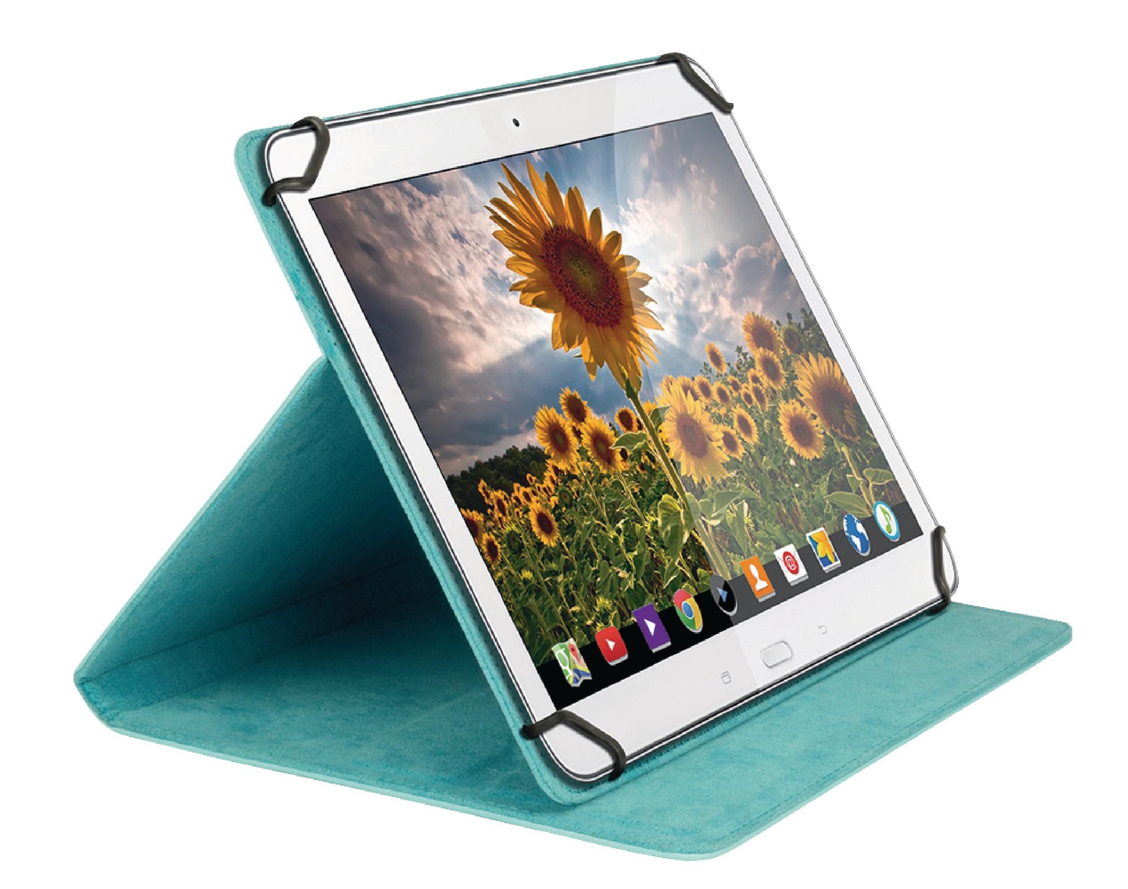 "Sweex univerzální pouzdro na tablet 10"" modré SA367V2"