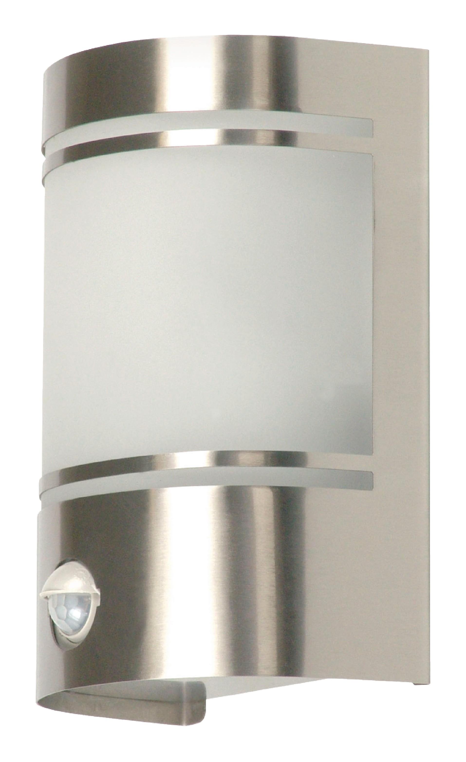 Venkovní nástěnné svítidlo E27 PIR Ranex Alicante 5000.299
