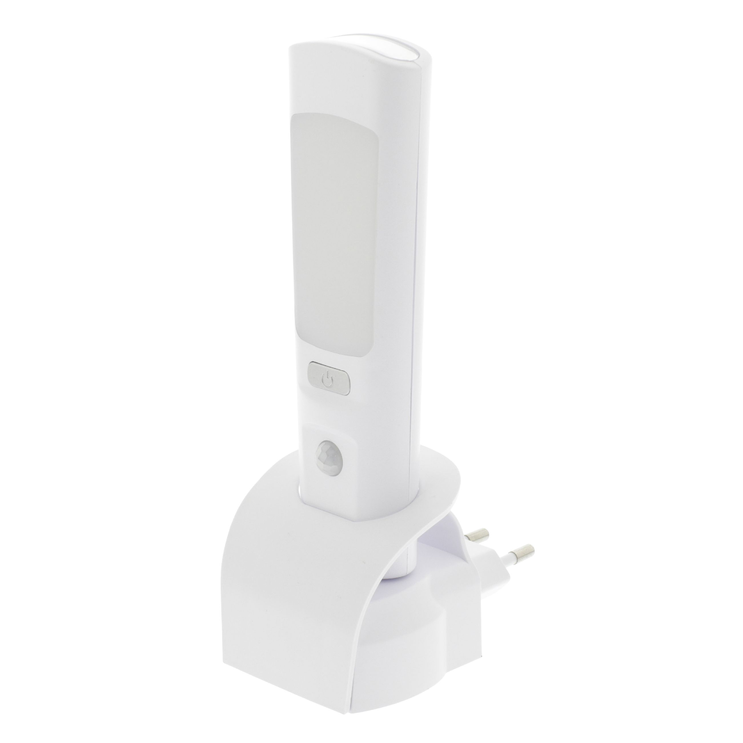 Noční LED lampička s pohybovým čidlem a svítilna HQ090B