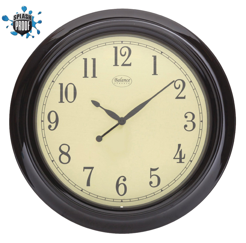 Venkovní nástěnné hodiny 46 cm Balance 776198