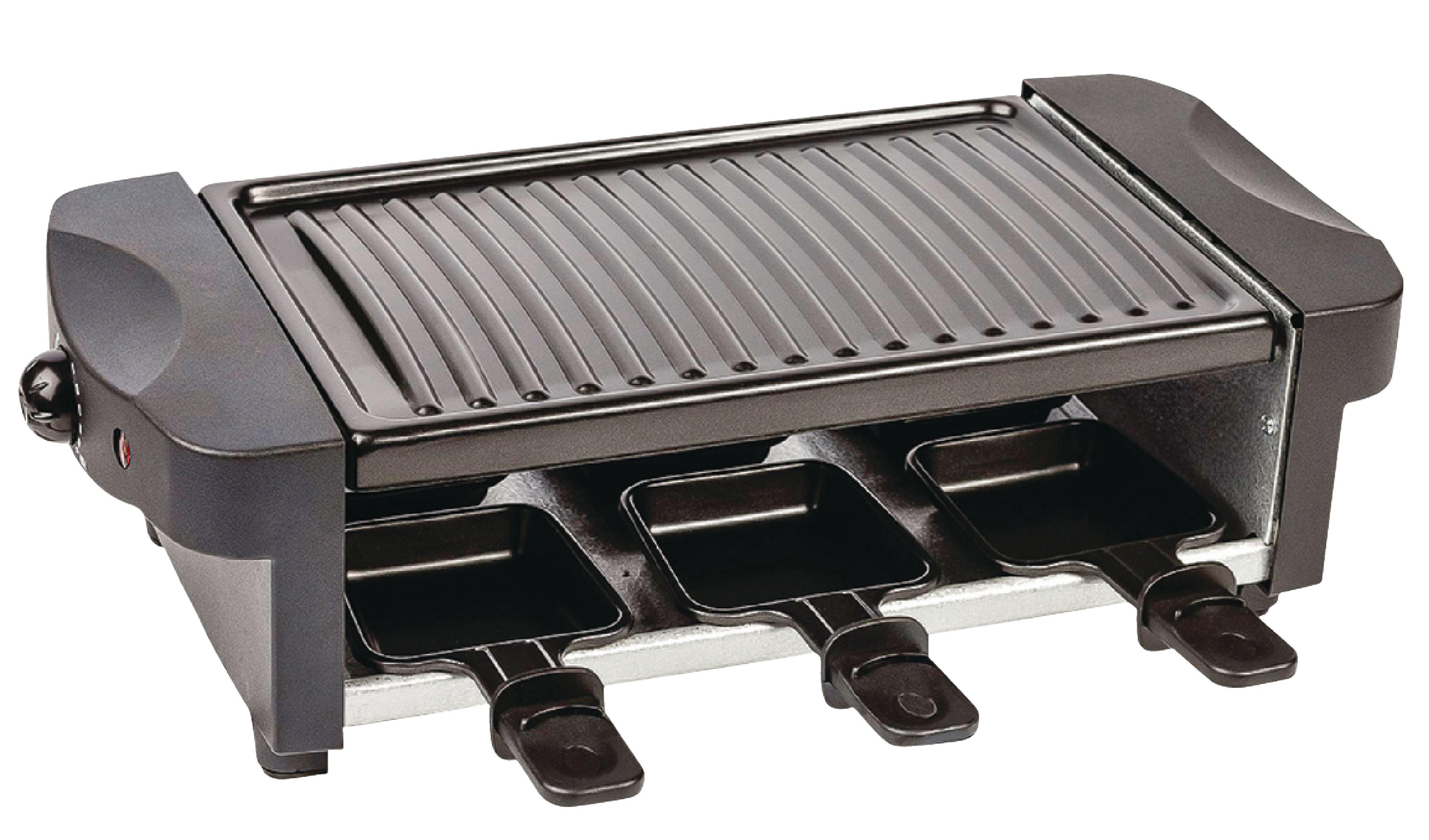 Raclette gril 1000 W pro 6 osob AzurA AZ-FC30