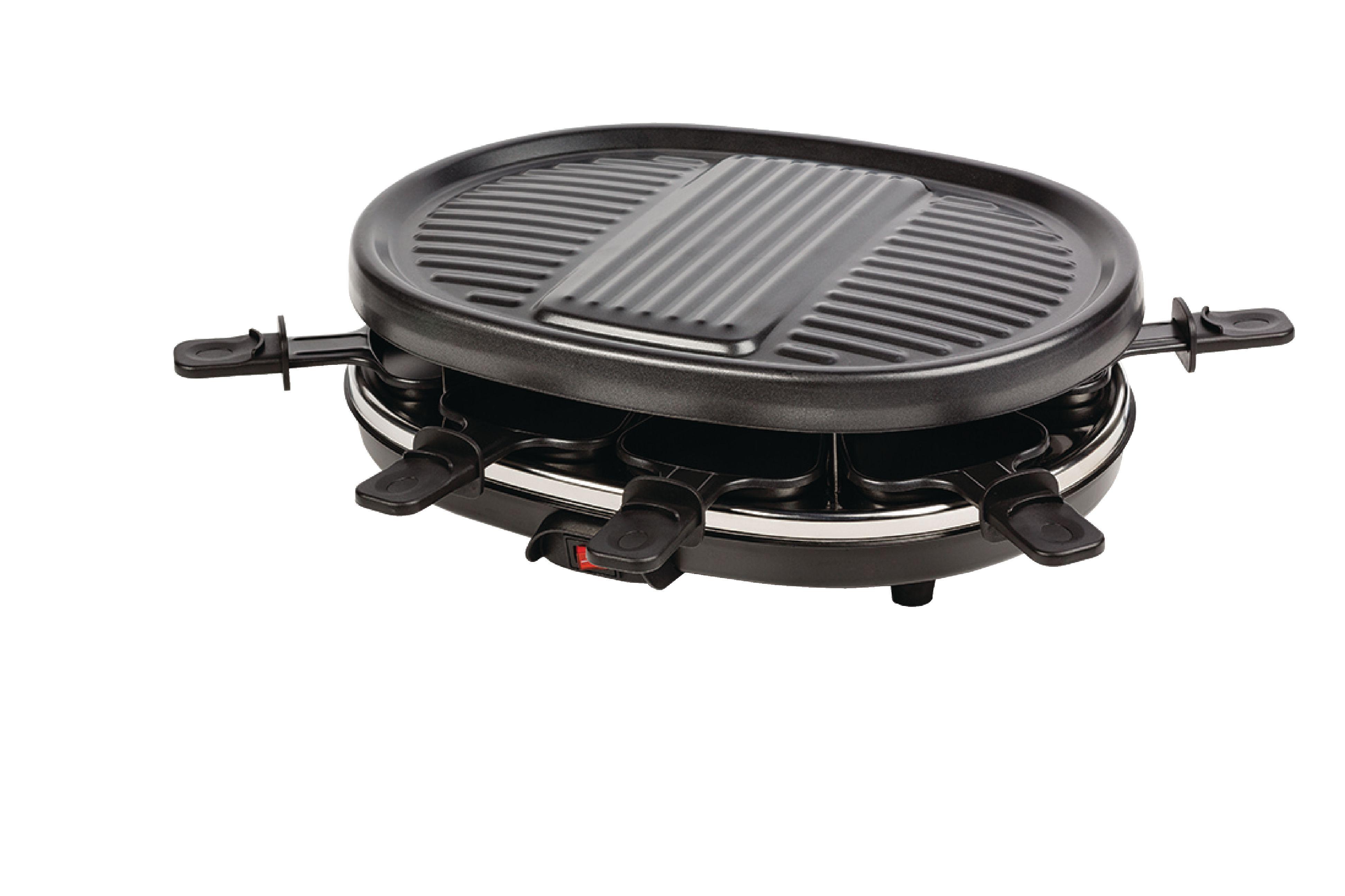 Raclette gril 900 W pro 8 osob AzurA AZ-FC20