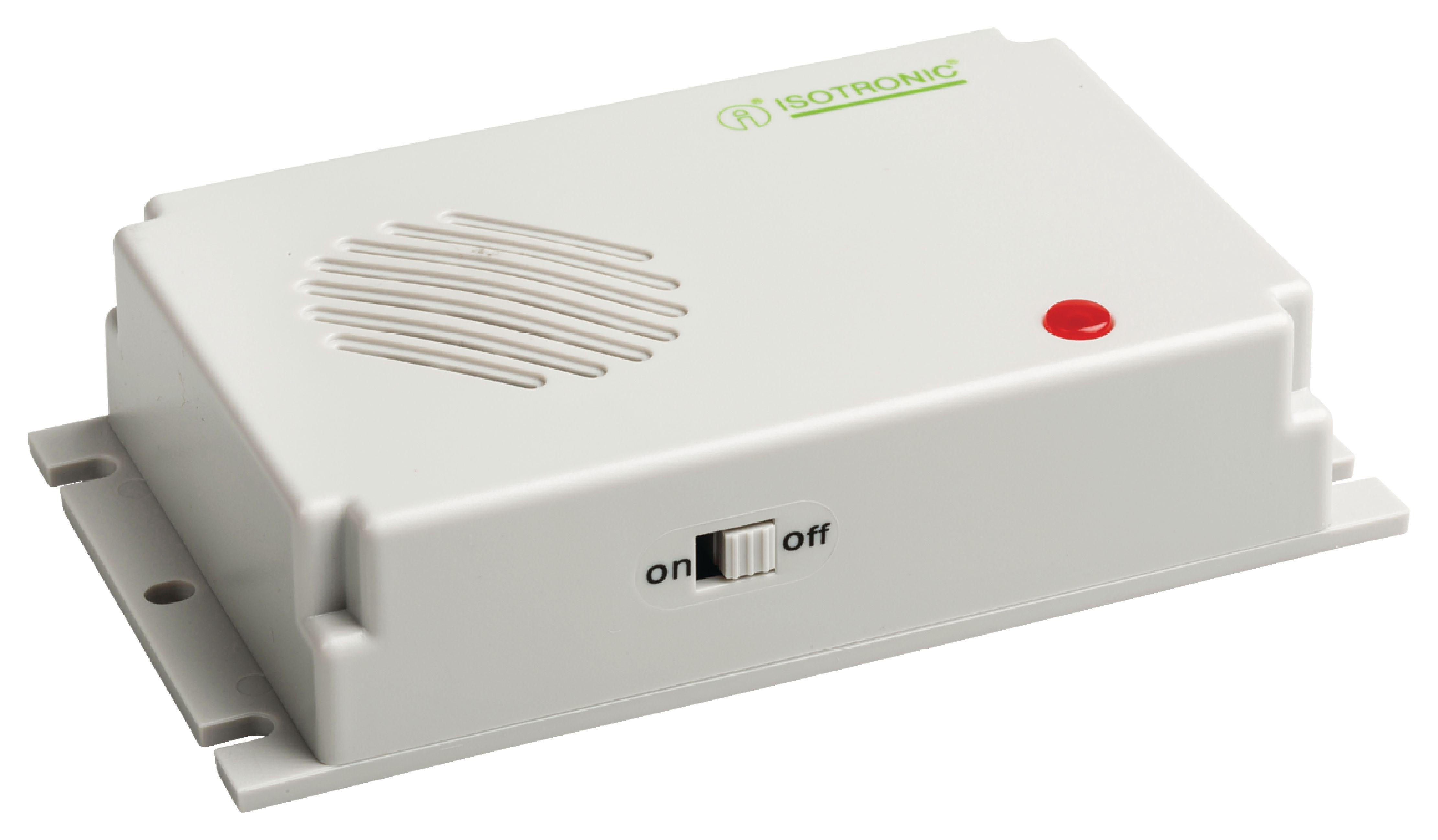 Odpuzovač myší a krys 12 - 24 kHz Isotronic 70624