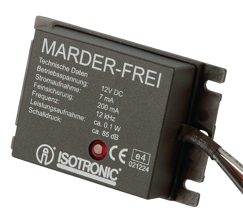 Odpuzovač kun 12 kHz Isotronic 78405