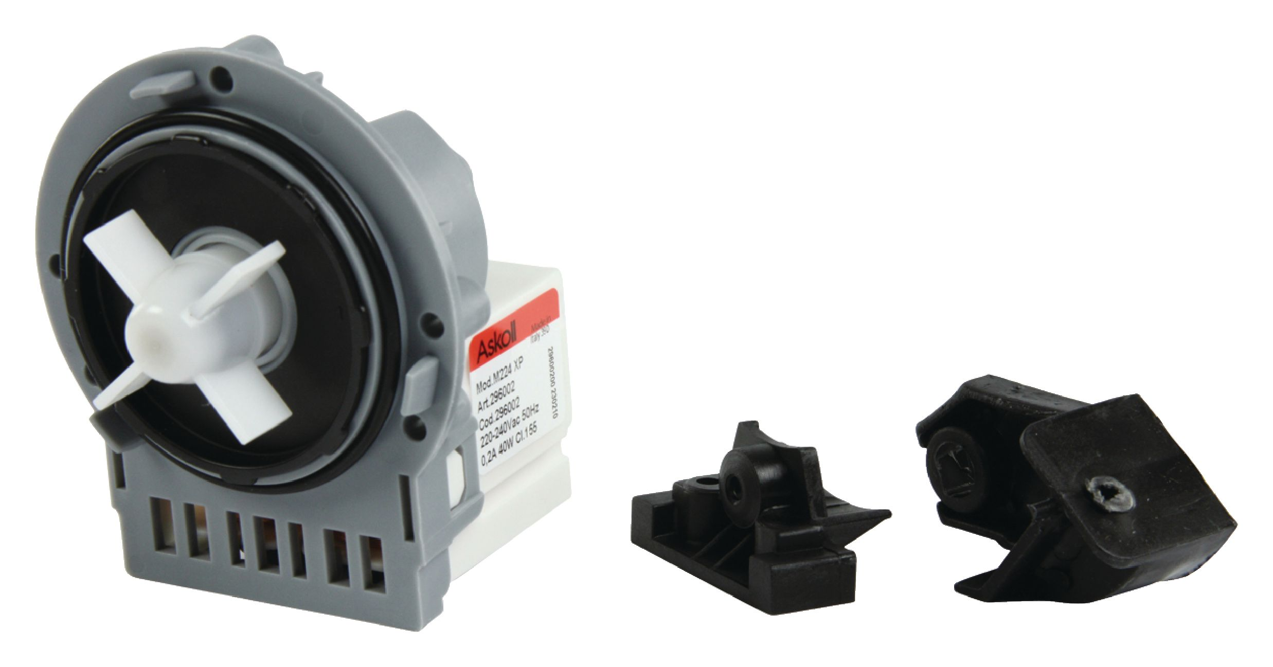 Čerpadlo pro pračky Whirpool, Bosch, Siemens, Zanussi 290903, 63AB900