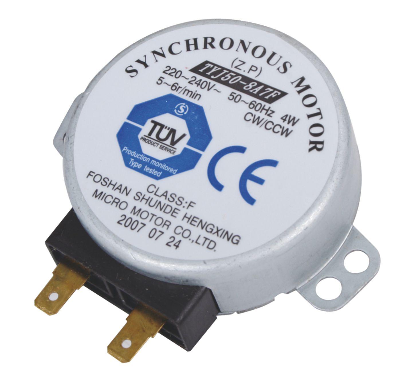 Motor mikrovlnné trouby Whirlpool 481236158449