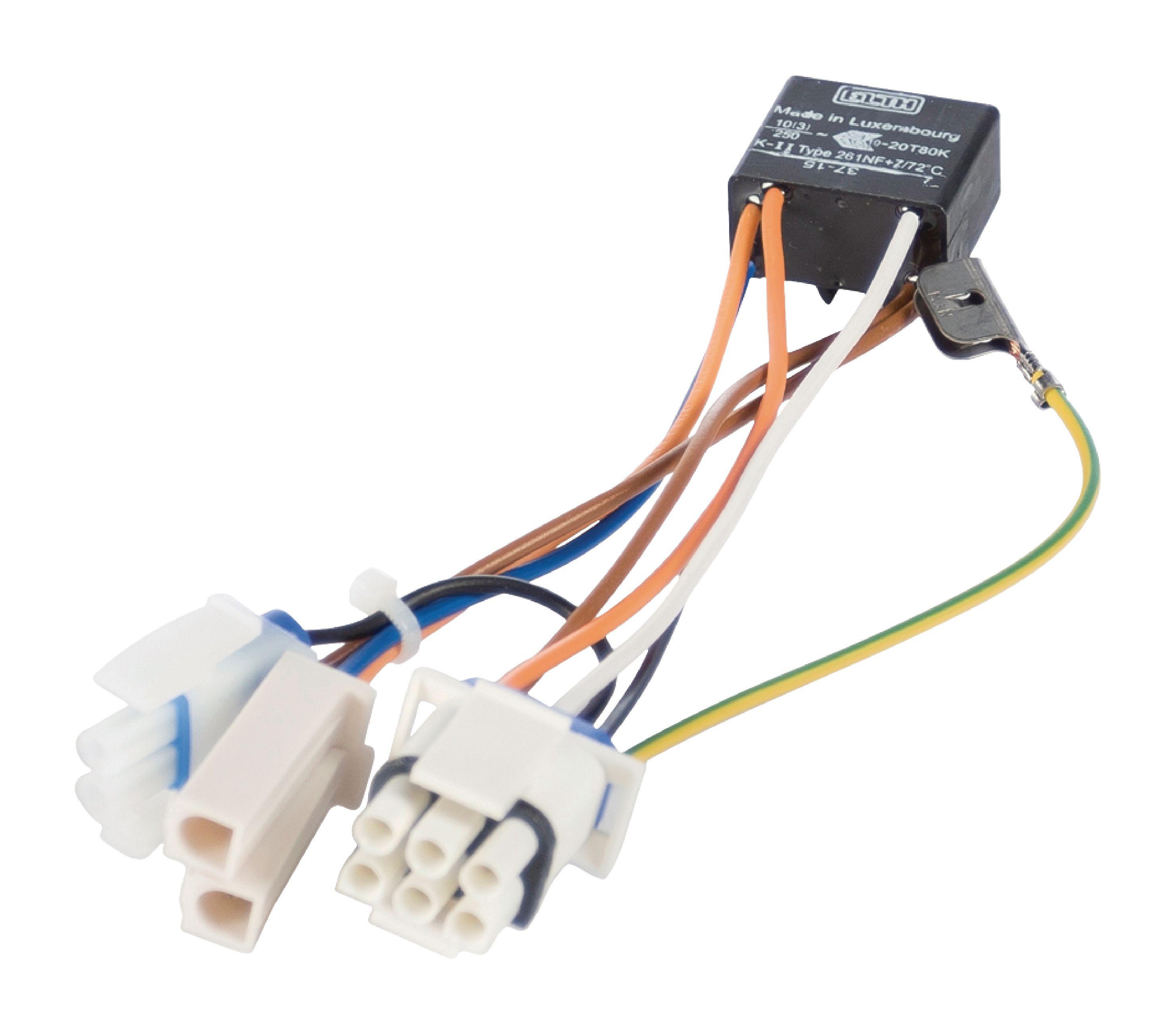 Bi-metal termostat pro lednice, Whirlpool 481232058132