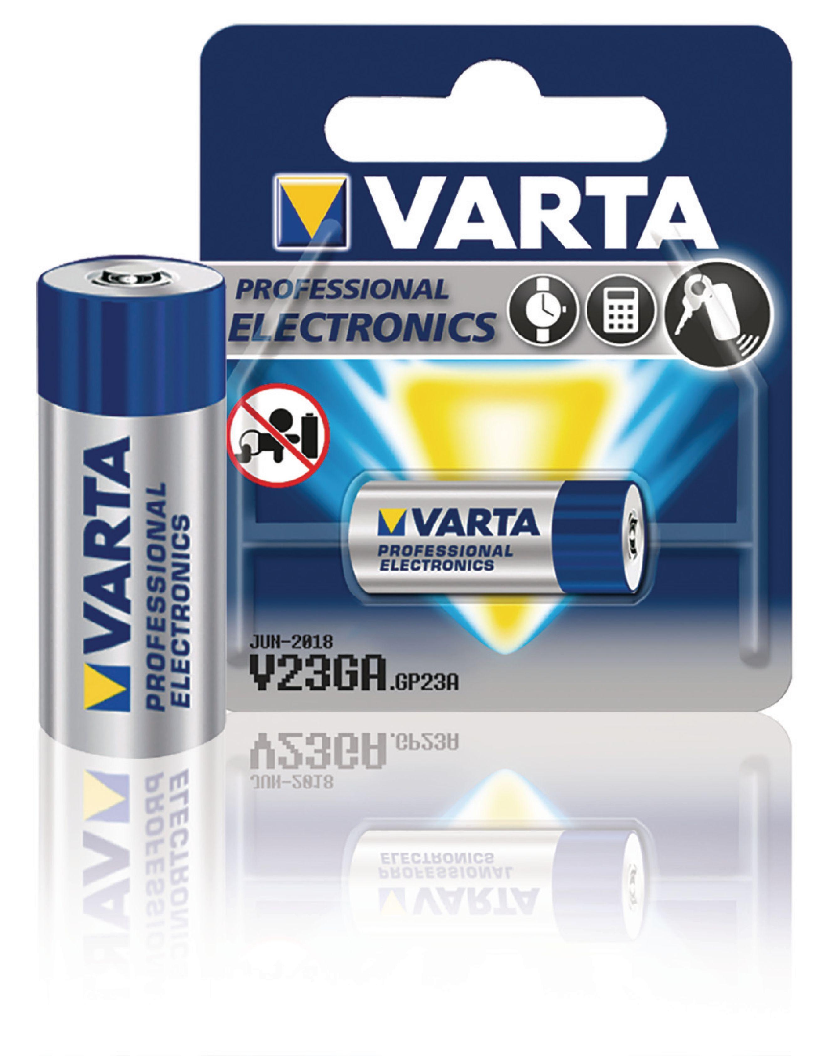 Alkalická baterie Varta Professional 23A 12 V, 1ks, VARTA-V23GA