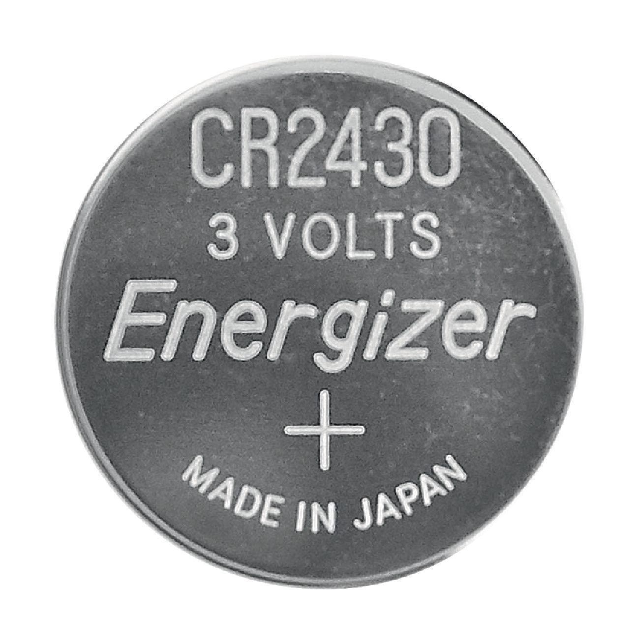 Lithiová Knoflíková Baterie CR2430 3 V 2-Blistr