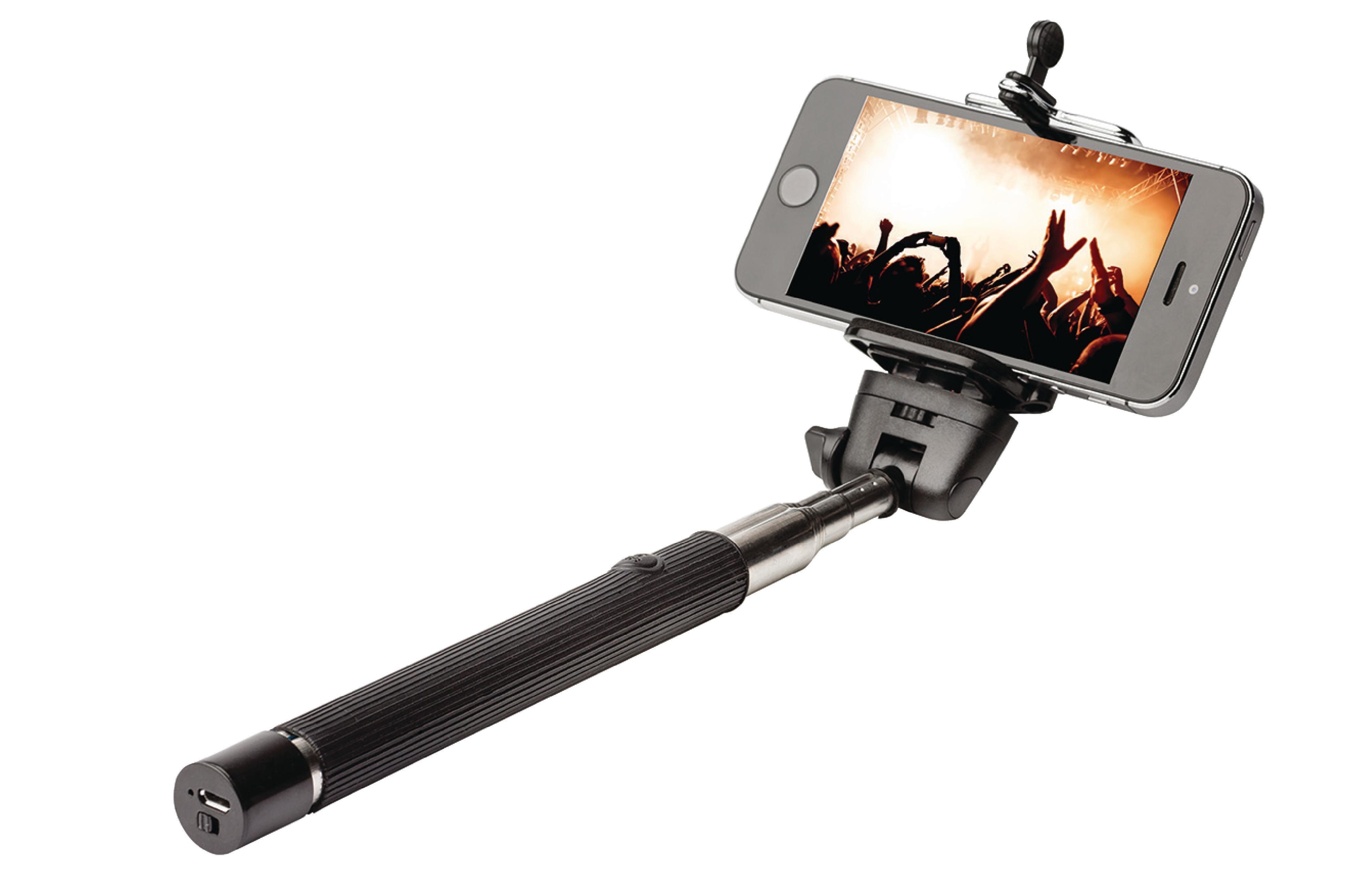 Selfie tyč König s Bluetooth spouští, KN-SMP30