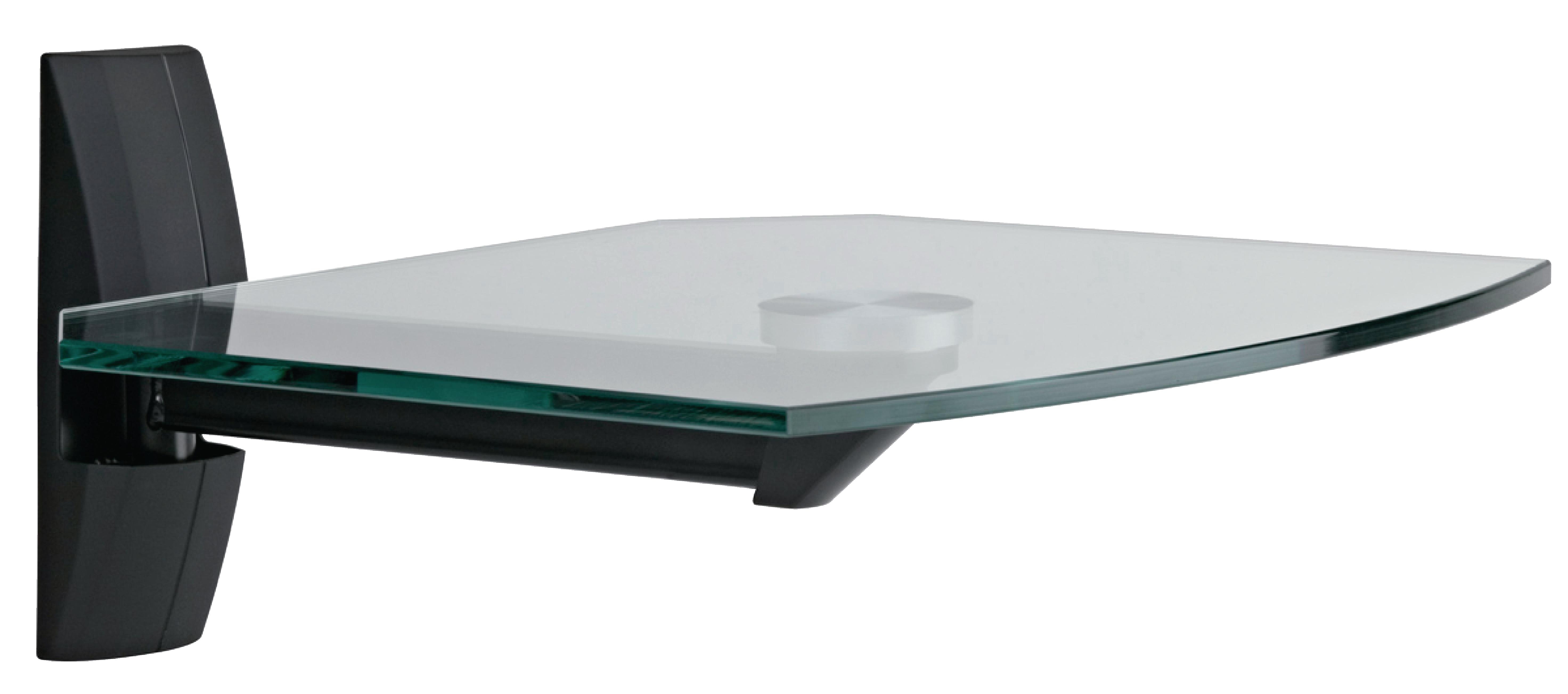 Omnimount police na DVD, Hi-Fi, SAT skleněná, otočná 457 x 571 x 231 mm, 13.6 kg (OMN-ECSB)