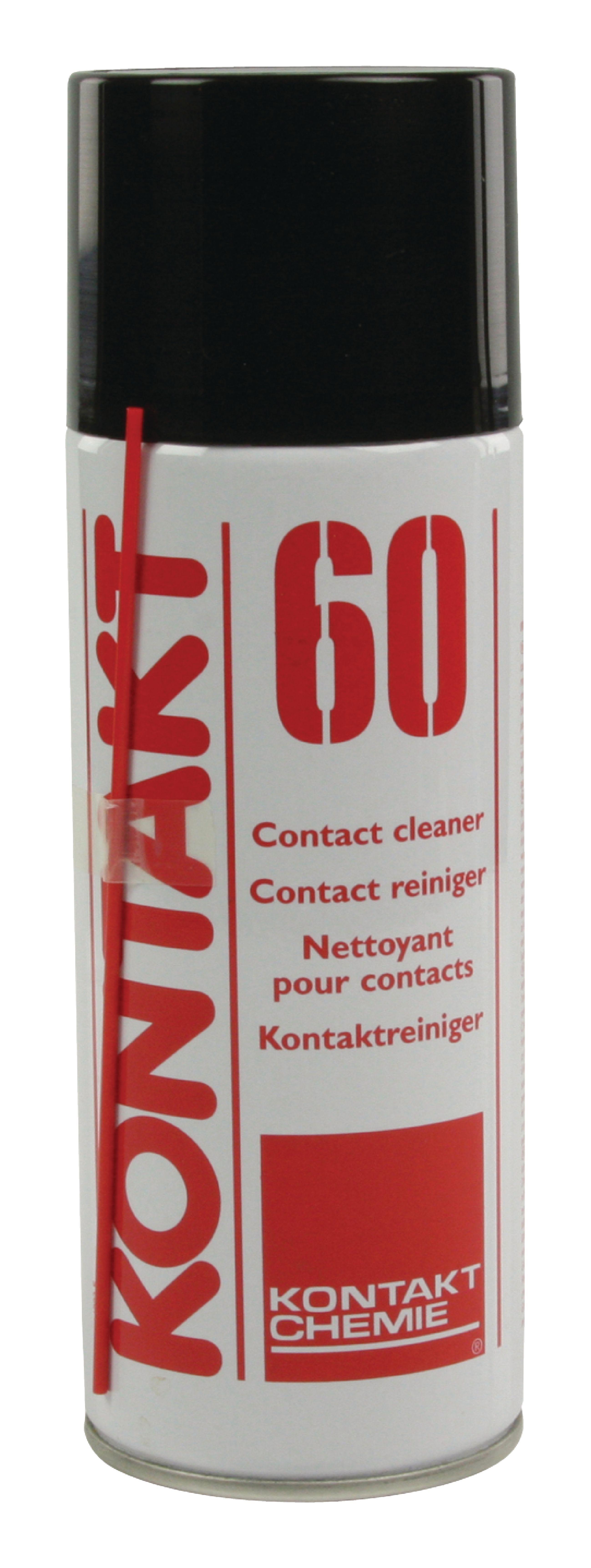 Čisticí sprej na kontakty 400 ml KONTAKT 60