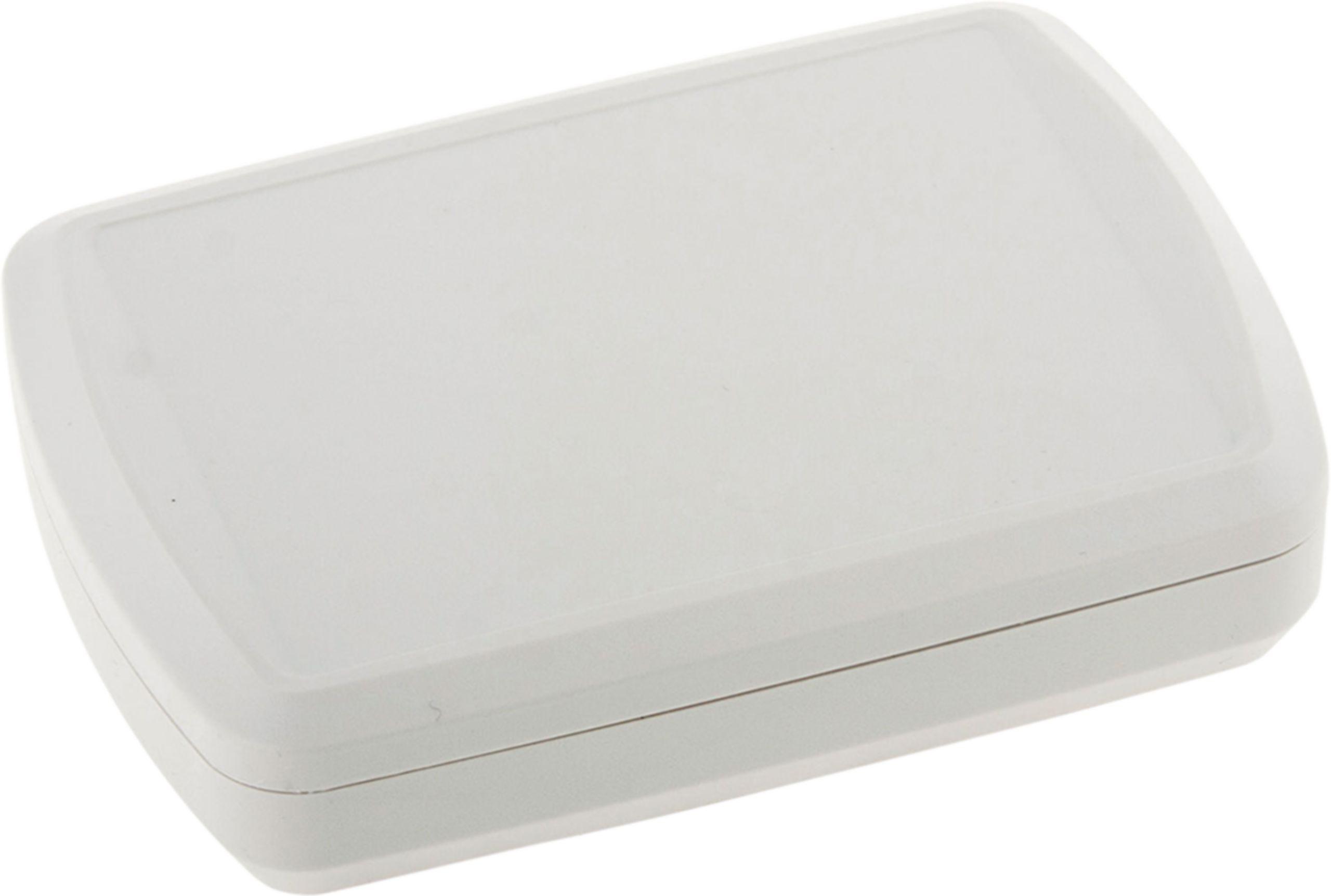 Pouzdro ABS bílé, 140 x 100 x 30 mm