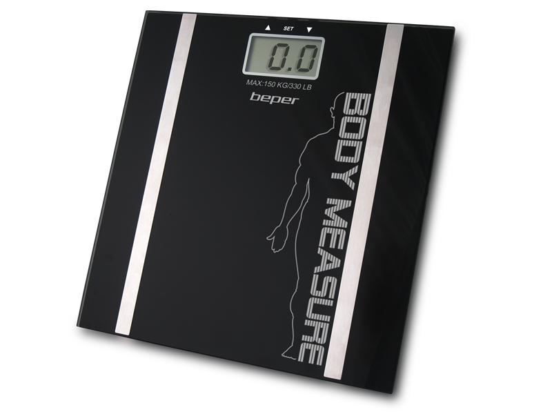 BEPER 40808-A digitální osobní váha s měřením tuku a vody