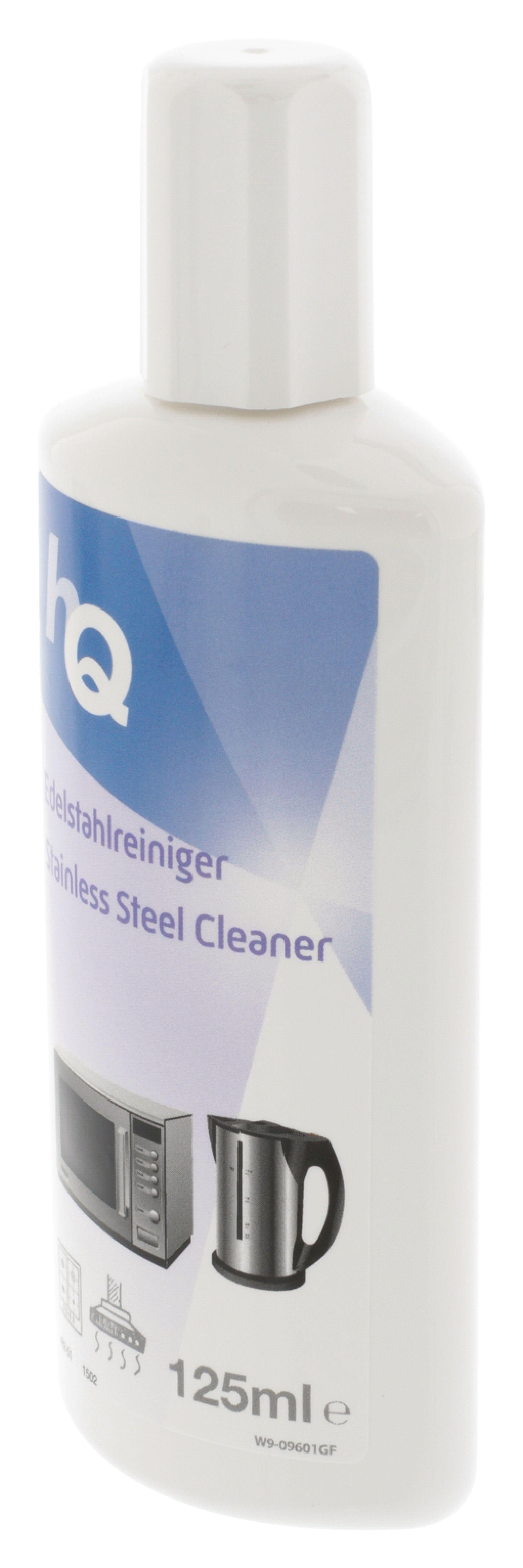 HQ čisticí prostředek na nerezové povrchy 125 ml, W9-09601GF
