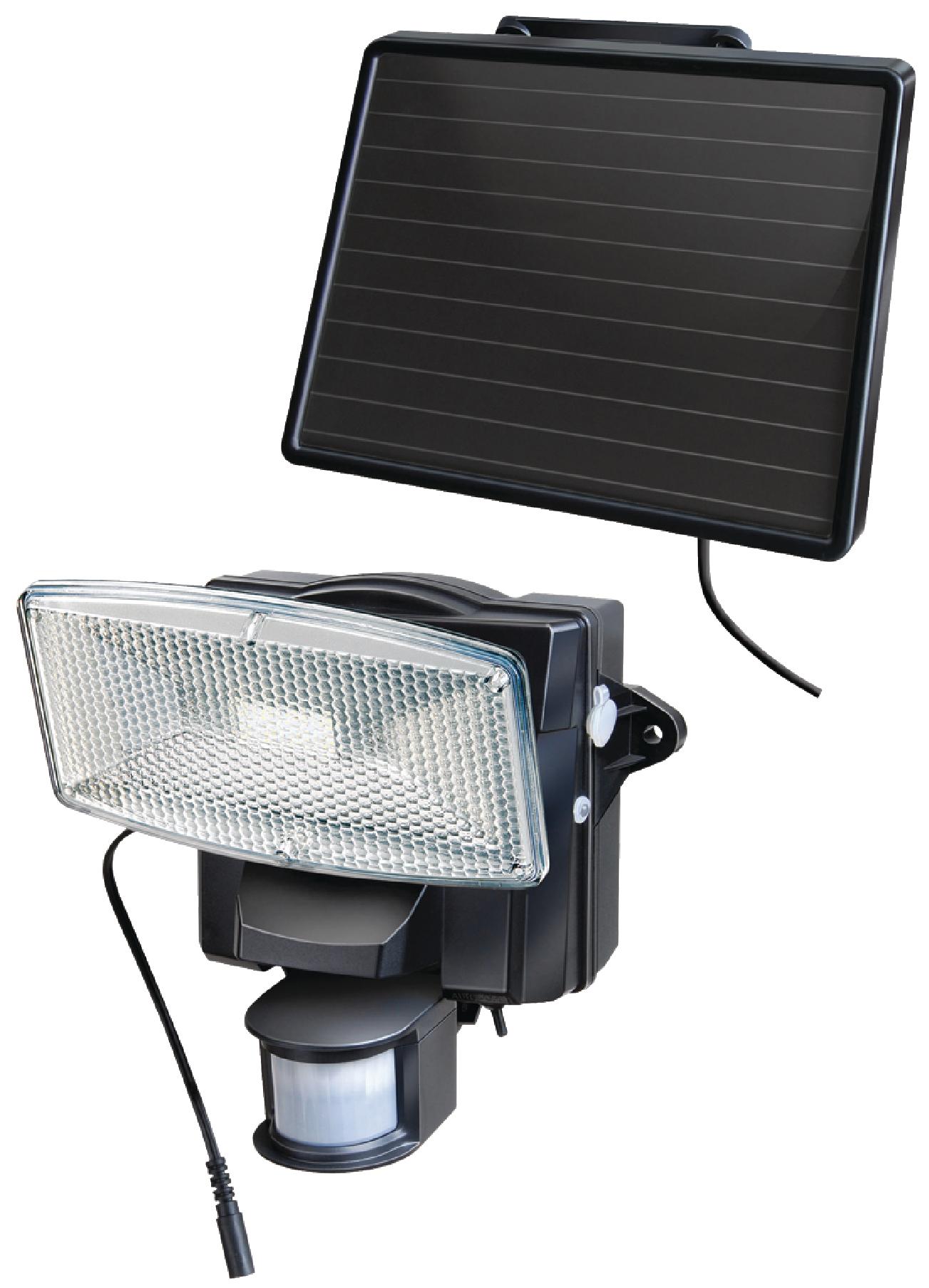 Nástěnné LED svítidlo se solárním panelem a PIR, Brennenstuhl SOL 80 plus