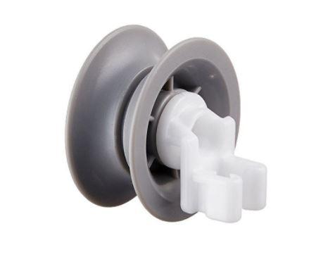 Kolečko pro horní koš myčky, 1ks Bosch/Siemens 611666