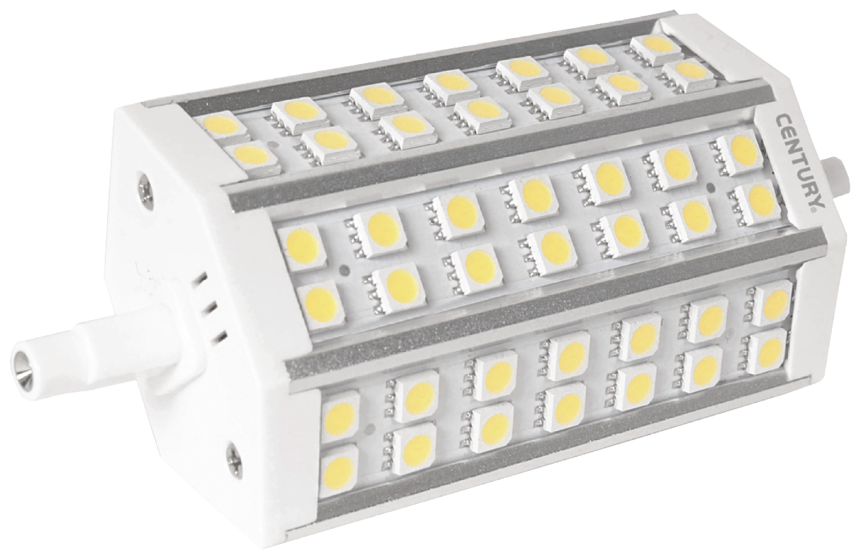 Century LED žárovka R7s 118mm 10W 1000lm 4000K EXA-101240)