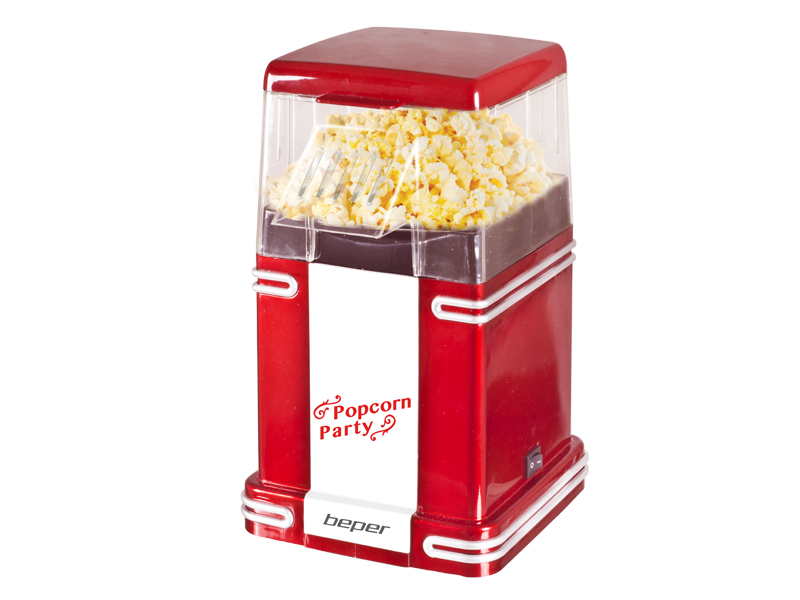 Beper 90590Y popcornovač, 1200W