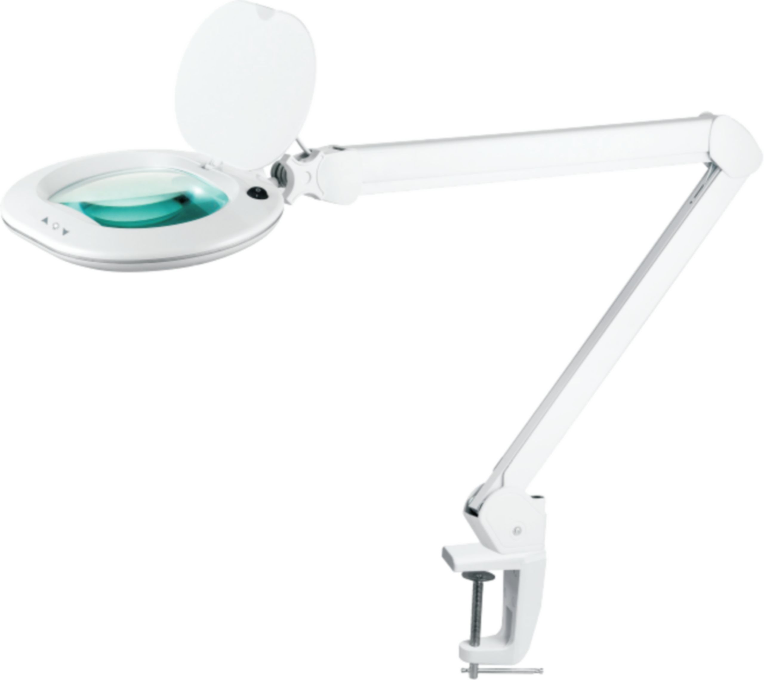Lampa s lupou 1.75x Euro