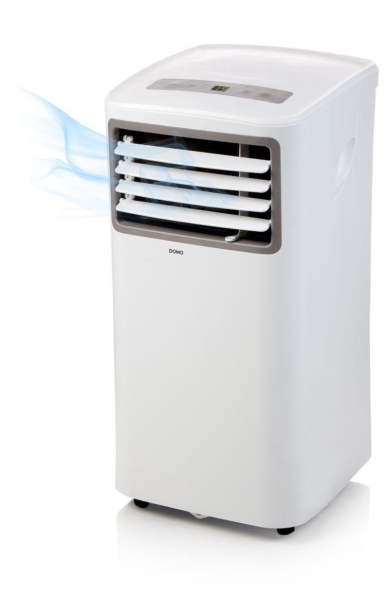 Mobilní klimatizace 8000 BTU - DOMO DO263A, 905 W