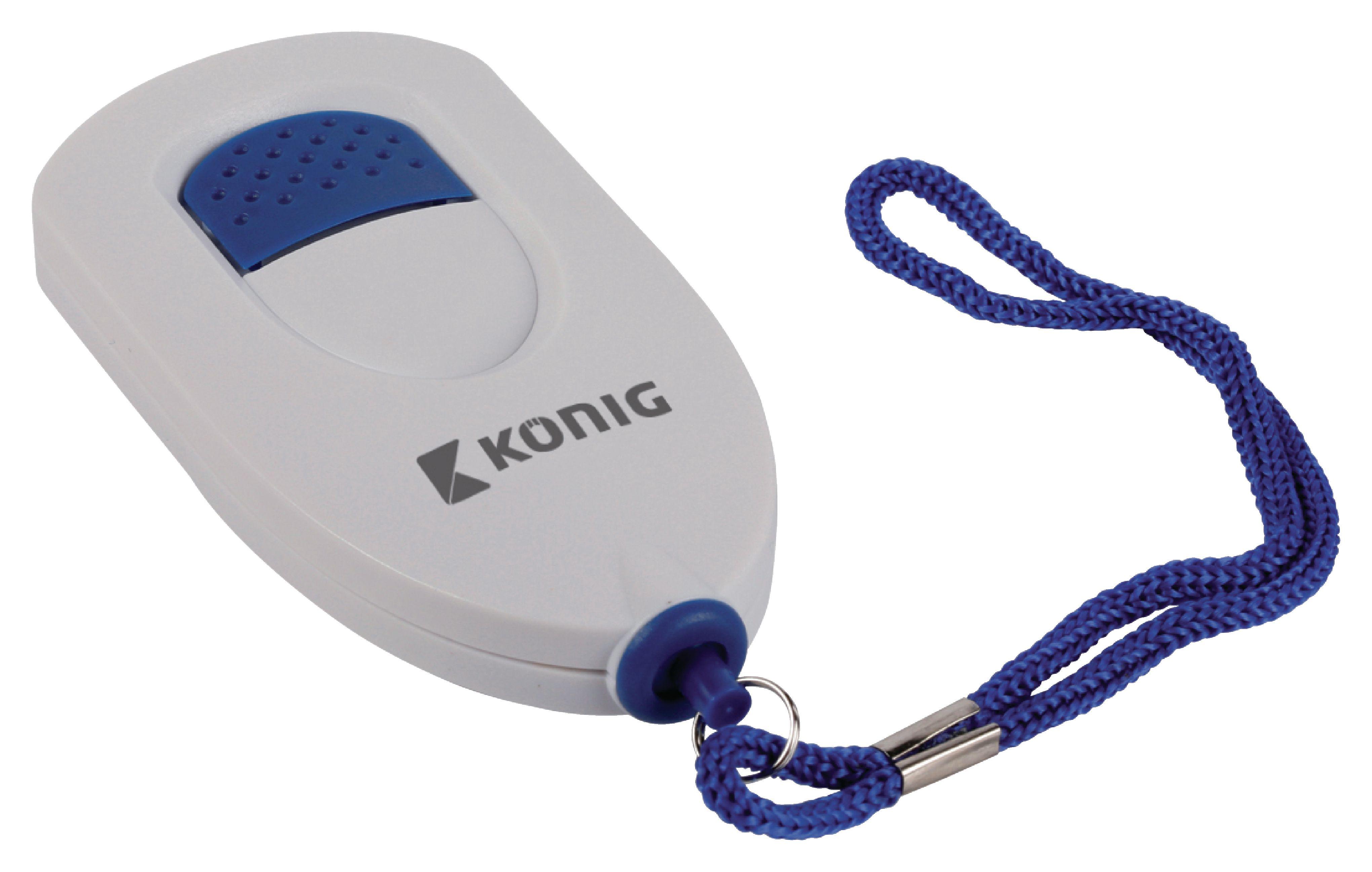 Osobní Alarm 130 dB König SAS-APS10