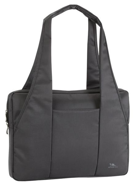 """Riva Case 8291 dámská taška na notebook 15.6"""", černá"""