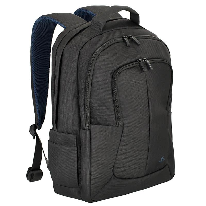 """Riva Case 8460 batoh na notebook 17"""", černý"""