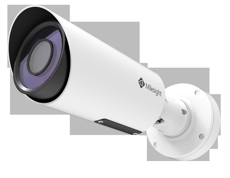 Milesight C8262-FPB venkovní IR Pro bullet motor zoom IP kamera, 8MP(4K), H.265