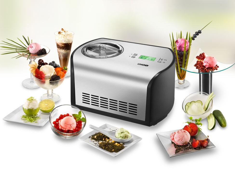 UNOLD 48865 výrobník zmrzliny One 1.2l